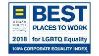 Human Rights Campaign Foundation Best Places to Work for LGBTQ Equality 2018