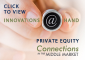 Click to view Private Equity Connections in the Middle Market